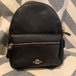 Coach Brand New Leather Mini Bag
